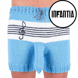 Ručně pletené trenky Infantia (PLET80)