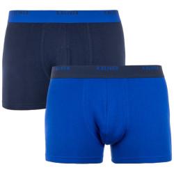 2PACK pánské boxerky S.Oliver vícebarevné nadrozměr (26.899.97.5622.18D5)