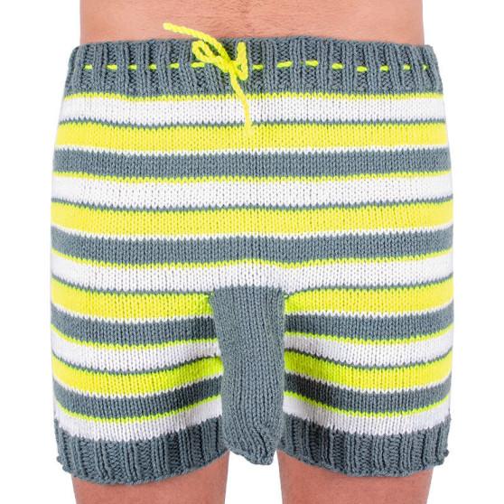 Ručně pletené trenky Infantia (PLET121)