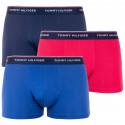 3PACK pánské boxerky Tommy Hilfiger vícebarevné (1U87903842 680)