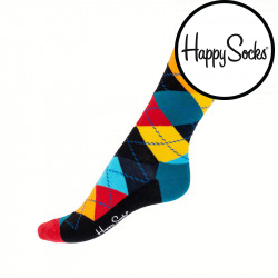 Ponožky Happy Socks Argyle (ARY01-0100)