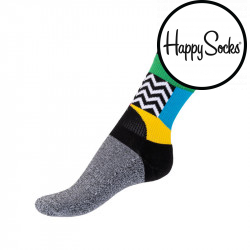 Ponožky Happy Socks Athletic blocked (ATBLO27-7300)