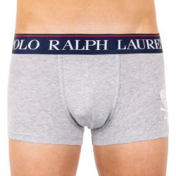 Pánské boxerky Ralph Lauren šedé (714753009001)