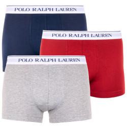 3PACK pánské boxerky Ralph Lauren vícebarevné (714662050041)