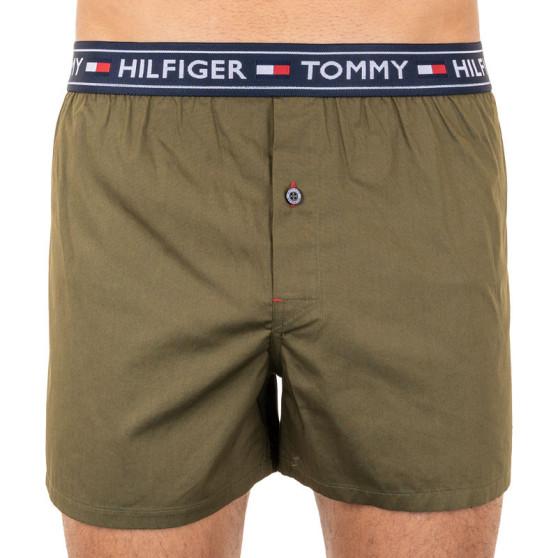Pánské trenky Tommy Hilfiger zelené (UM0UM00517 307)