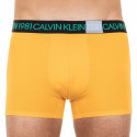 Pánské boxerky Calvin Klein oranžové (NB2050A-1ZK)
