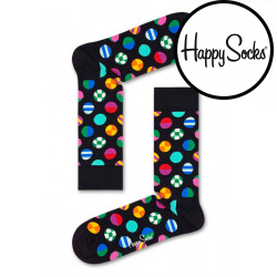 Ponožky Happy Socks Clashing Dot (CLD01-9300)