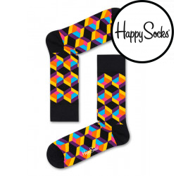 Ponožky Happy Socks Optiq Square (OSQ01-9350)
