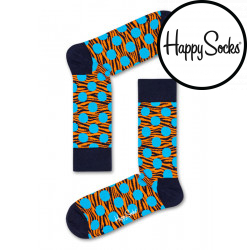 Ponožky Happy Socks Tiger Dot (TDT01-6300)