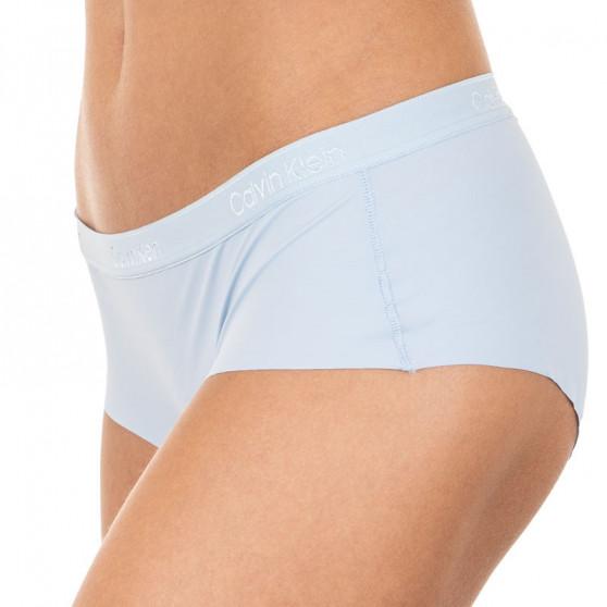 2PACK dámské kalhotky Calvin Klein modré (QD3696E-AAN)