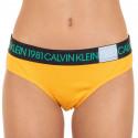 Dámské kalhotky Calvin Klein oranžové (QF5449E-1ZK)