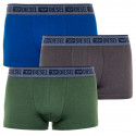 3PACK pánské boxerky Diesel vícebarevné (00SAB2-0PAWI-E4903)