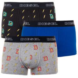 3PACK pánské boxerky Diesel vícebarevné (00ST3V-0SAWU-E4906)