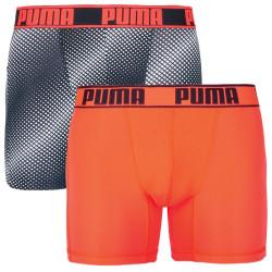2PACK pánské boxerky Puma sportovní vícebarevné (591010001 072)