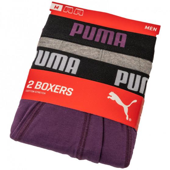 2PACK pánské boxerky Puma vícebarevné (521015001 175)