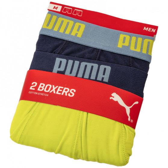 2PACK pánské boxerky Puma vícebarevné (521015001 501)