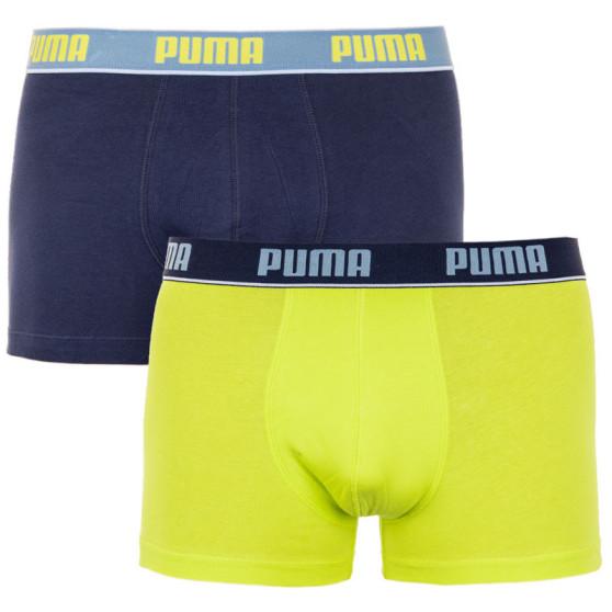 2PACK pánské boxerky Puma vícebarevné (521025001 501)