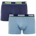 2PACK pánské boxerky Puma vícebarevné (521025001 298)