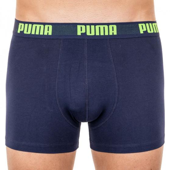 2PACK pánské boxerky Puma vícebarevné (521015001 298)