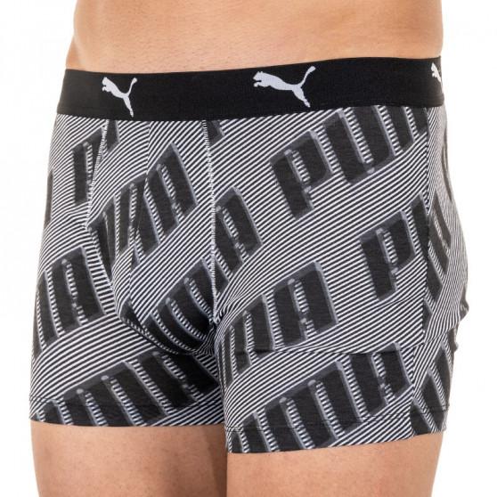 2PACK pánské boxerky Puma vícebarevné (691002001 200)