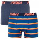 2PACK pánské boxerky Puma vícebarevné (691001001 831)