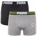 2PACK pánské boxerky Puma vícebarevné (691008001 254)