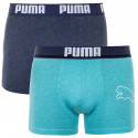 2PACK pánské boxerky Puma vícebarevné (691008001 959)