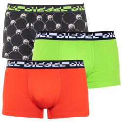3PACK pánské boxerky Diesel vícebarevné (00ST3V-0WAVB-E4911)