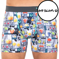 Pánské boxerky 69SLAM fit tropical glam limited edition