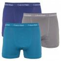 3PACK pánské boxerky Calvin Klein vícebarevné (U2662G-SLZ)