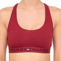 Dámská podprsenka Tommy Hilfiger červená (UW0UW02037 XB8)