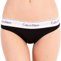 Dámské kalhotky Calvin Klein černá (QF5118E-001)
