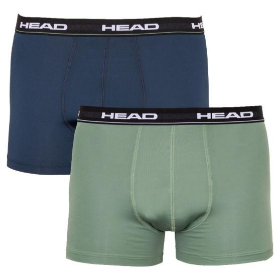 2PACK pánské boxerky HEAD vícebarevné (871001001 226)