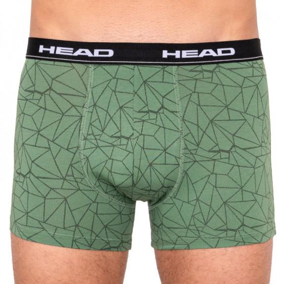 2PACK pánské boxerky HEAD vícebarevné (891004001 404)