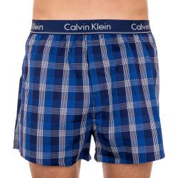 Pánské trenky Calvin Klein modré (NB1524A-7HJ)