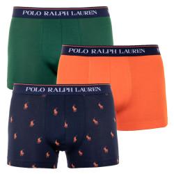 3PACK pánské boxerky Ralph Lauren vícebarevné (714662050036)