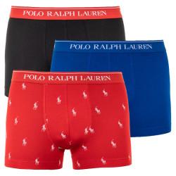 3PACK pánské boxerky Ralph Lauren vícebarevné (714662050044)