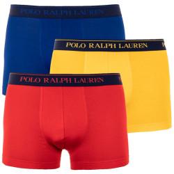 3PACK pánské boxerky Ralph Lauren vícebarevné (714662050040)