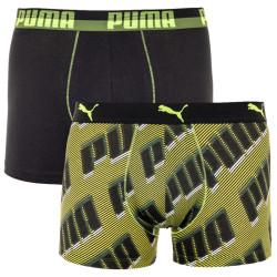 2PACK pánské boxerky Puma vícebarevné (691002001 998)
