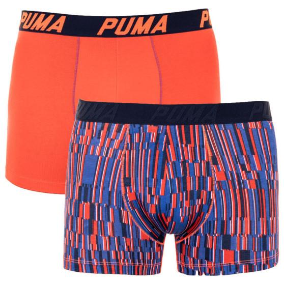 2PACK pánské boxerky Puma vícebarevné (691003001 831)