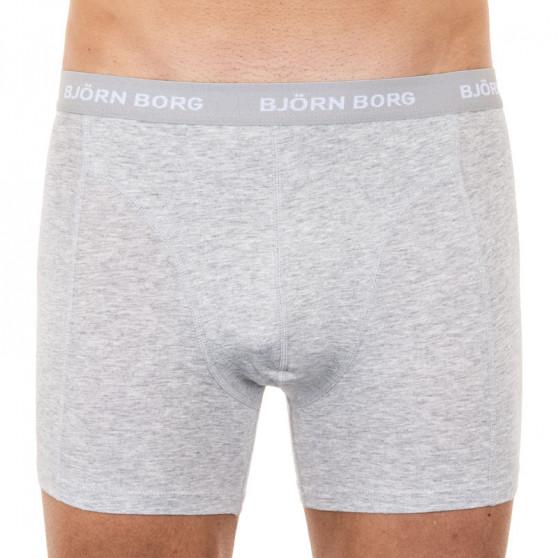 3PACK pánské boxerky Bjorn Borg vícebarevné (9999-1240-90651)