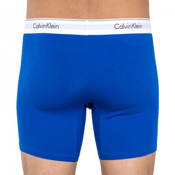 2PACK pánské boxerky Calvin Klein vícebarevné (NB1087A-SKJ)