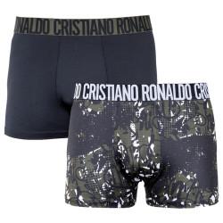 2PACK pánské boxerky CR7 vícebarevné (8502-49-432)