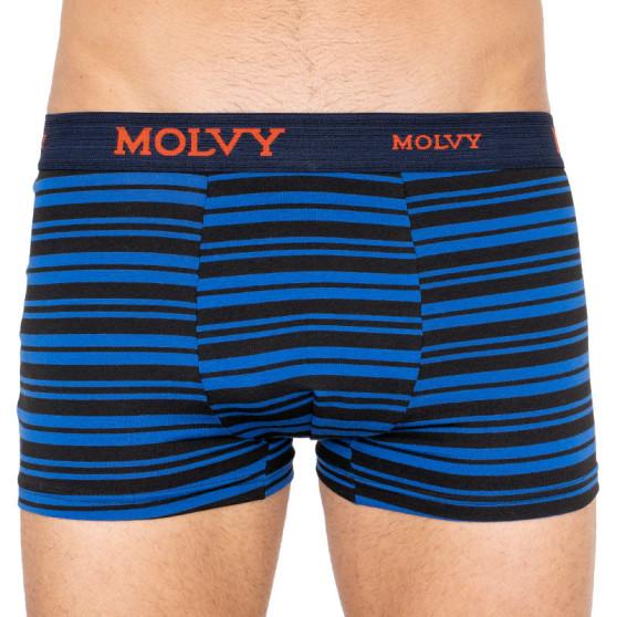 Pánské boxerky Molvy vícebarevné (MP-1022-BEU)
