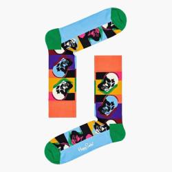 Ponožky Happy Andy Warhol Skull (AWSKU01-0100)