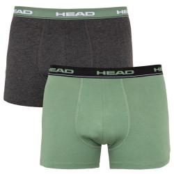 2PACK pánské boxerky HEAD vícebarevné (891003001 404)