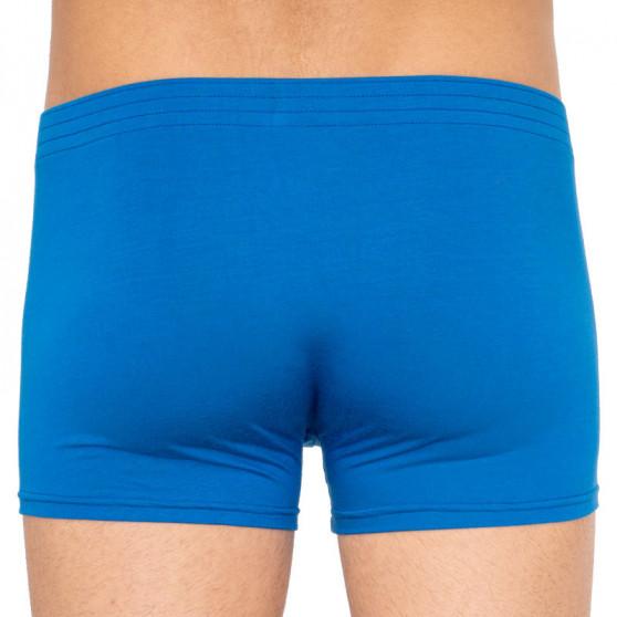3PACK pánské boxerky Styx klasická guma modré (Q9676869)