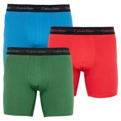 3PACK pánské boxerky Calvin Klein vícebarevné (NB1770A-EVB)