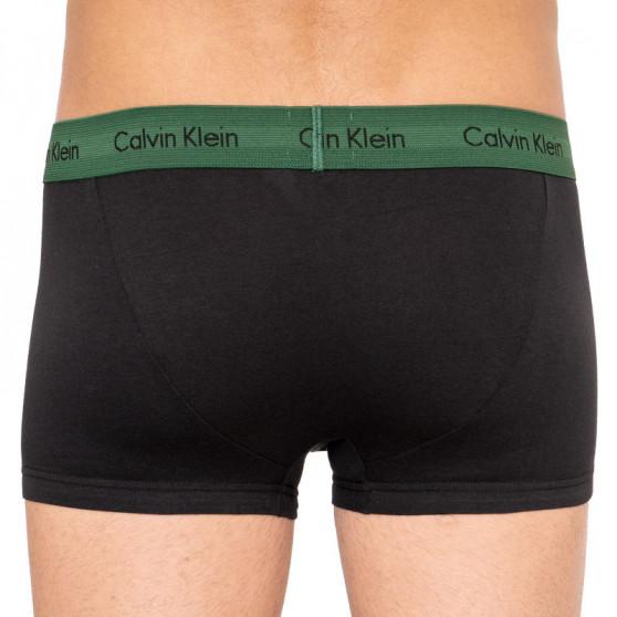3PACK pánské boxerky Calvin Klein černé (U2664G-BZP)
