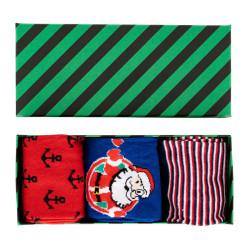 3PACK ponožky Gosh v dárkovém balení (GP020612)